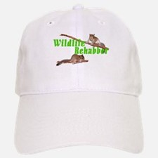 Wildlife Rehab Baseball Baseball Cap