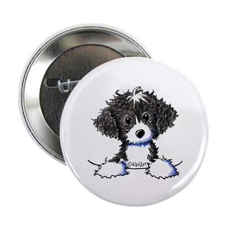 "Cockapoo (Spoodle) 2.25"" Button (10 pack)"