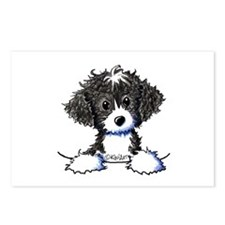Cockapoo (Spoodle) Postcards (Package of 8)