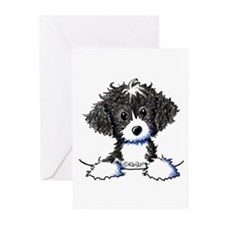 Cockapoo (Spoodle) Greeting Cards (Pk of 10)