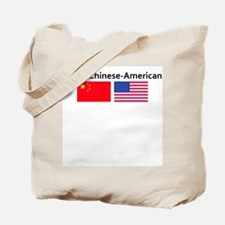 Proud Chinese American Tote Bag