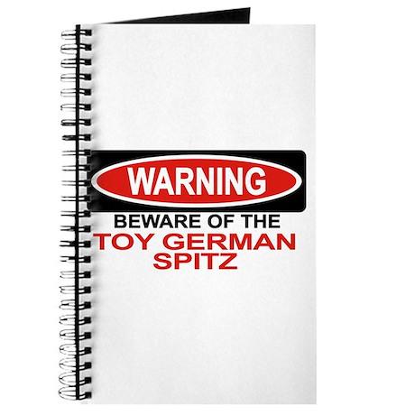TOY GERMAN SPITZ Journal
