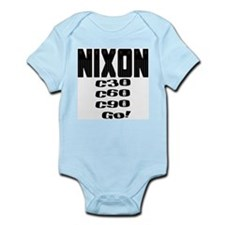 Nixon Watergate Infant Creeper