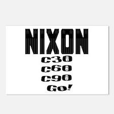 Nixon Watergate Postcards (Package of 8)