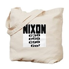 Nixon Watergate Tote Bag