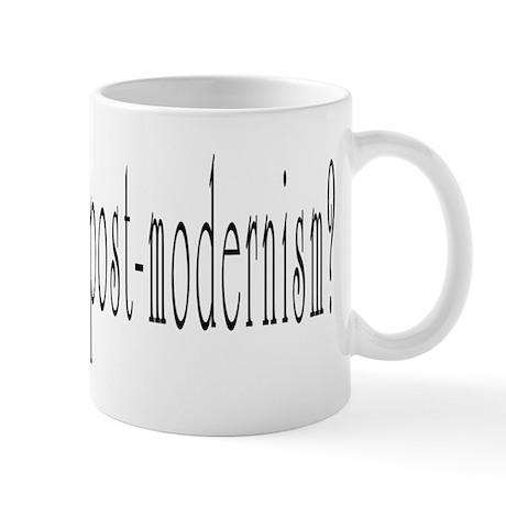 After Post Modernism Mug