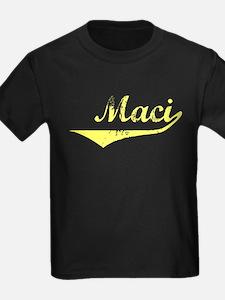 Maci Vintage (Gold) T