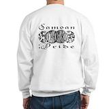 Samoan Crewneck Sweatshirts