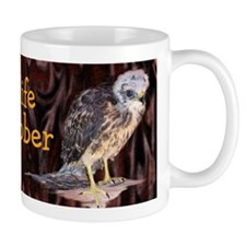 Wildlife Hawk Rehabber Mug