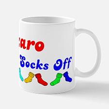 Lazaro Rocks Socks (B) Mug