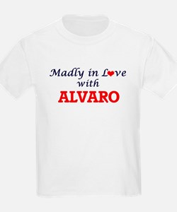 Madly in love with Alvaro T-Shirt