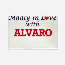 Madly in love with Alvaro Magnets