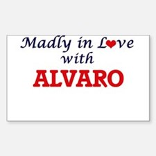 Madly in love with Alvaro Decal