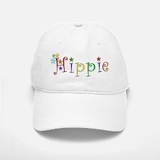 Hippie Baseball Baseball Cap