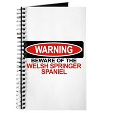 WELSH SPRINGER SPANIEL Journal