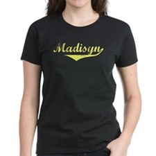 Madisyn Vintage (Gold) Tee