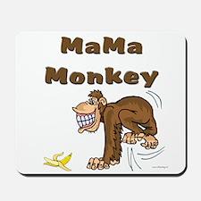 MaMa Monkey Mousepad