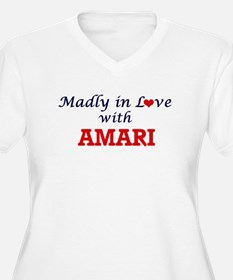 Madly in love with Amari Plus Size T-Shirt