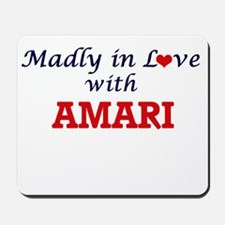 Madly in love with Amari Mousepad