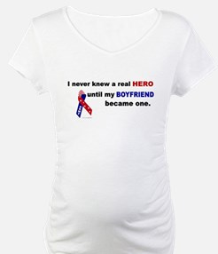 Never Knew A Hero.....Boyfriend (ARMY) Shirt