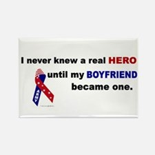 Never Knew A Hero.....Boyfriend (ARMY) Rectangle M