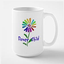 Flower Child Large Mug