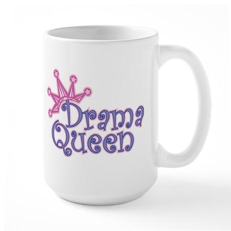 Drama Queen Large Mug