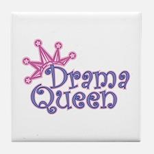 Drama Queen Tile Coaster