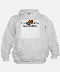 Oakland Football Daddy Hoodie