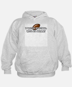 Oakland Football Mommy Hoodie