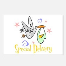 Special Delivery 2 Postcards (Package of 8)