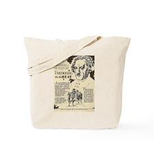 Cute Frederick Tote Bag