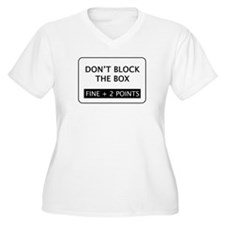 Don't Block The Box T-Shirt