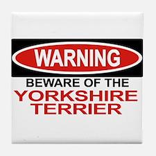 YORKSHIRE TERRIER Tile Coaster