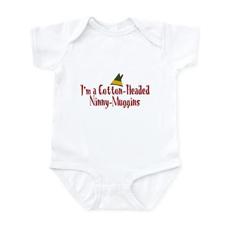 Cotton-Headed Ninny-Muggins Infant Bodysuit
