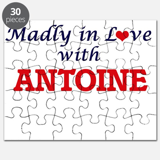 Madly in love with Antoine Puzzle