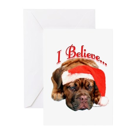 Dogue Believe Greeting Cards (Pk of 20)