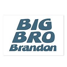 Big Bro Brandon Postcards (Package of 8)