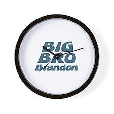 Big Bro Brandon Wall Clock