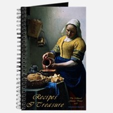 """The Milkmaid"" - Recipe Book"