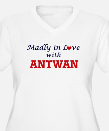 Madly in love with Antwan Plus Size T-Shirt
