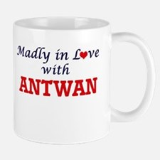 Madly in love with Antwan Mugs