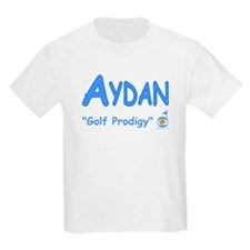 "Aydan ""Golf Prodigy"" T-Shirt"