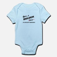 HOLDEN thing, you wouldn't understand Body Suit