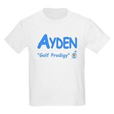 "Ayden ""Golf Prodigy"" T-Shirt"