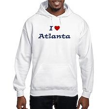 I HEART ATLANTA Hoodie