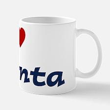 I HEART ATLANTA Mug