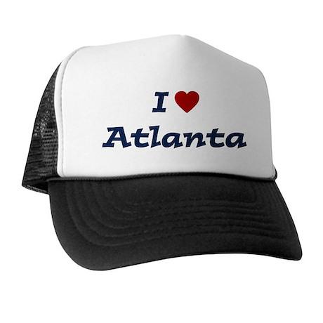 I HEART ATLANTA Trucker Hat