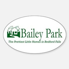 Bailey Park Oval Decal