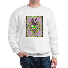 Mardi Gras Milagro Sweatshirt